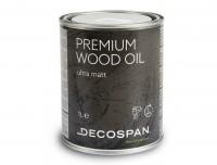 Decospan Premiumwood Oil Ultra Matt  1 liter
