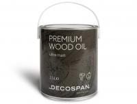Decospan Premium wood Oil Ultra Matt  2.5 liter