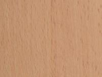 Beuken Gestoomd Massief houten panelen met Doorgaande lamel
