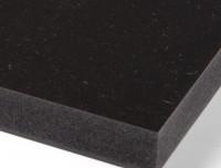 MDF Umidax V313 d&d Zwart E1 Gelakt Black Satin  70% PEFC gecert.