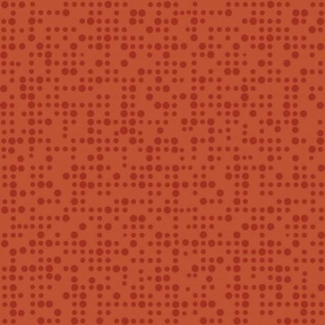 Formica HPL F5290 Midi Mode Blaze Red on Clementine Matte