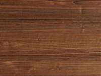 Noten Europees Massief houten panelen met Doorgaande lamel