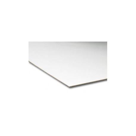 Lakboard/Hardboard Wit