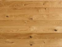 Eiken Rustiek Massief houten panelen met doorgaande lamel